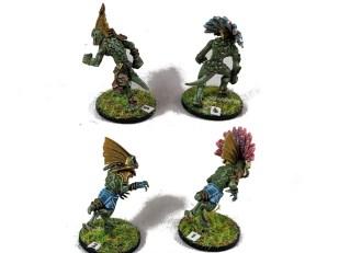 BB Lizardmen skinks 2