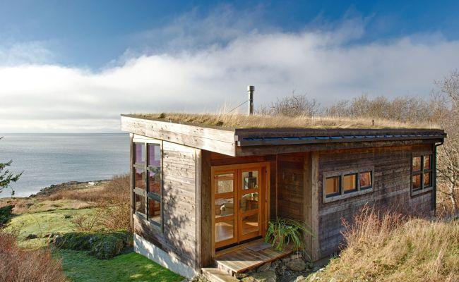 Eagle Point Cabin Tiny House Polska Inspirujące Małe