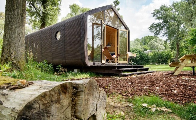 Wikkelhouse Tiny House Polska Inspirujące Małe Domy Z