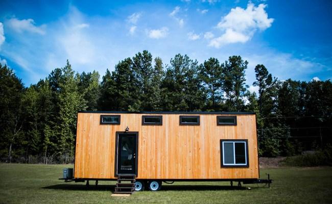Weekender Model Tiny House Polska Inspirujące Małe