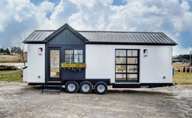 Male Domy Caloroczne Do 35m2 Q House Pl