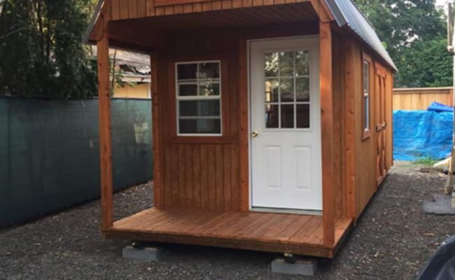 Tiny House Shell For Sale 6000