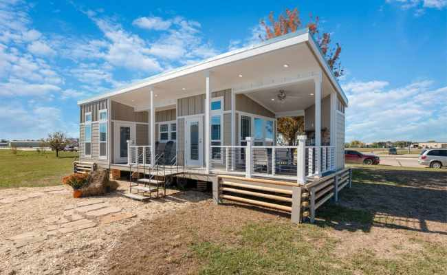 Park Model Homes Champion 520 For Sale