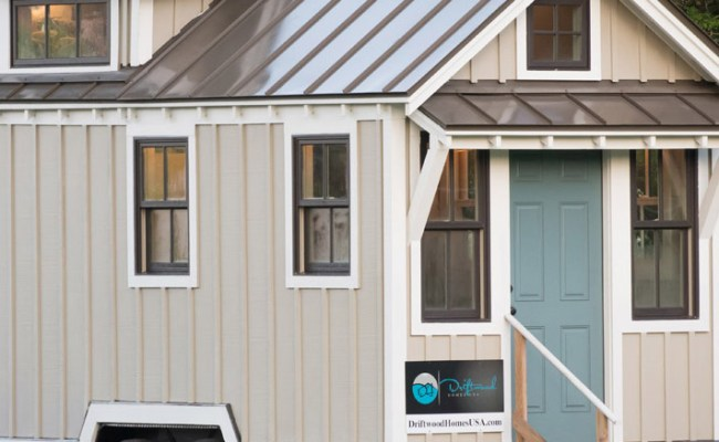 Tiny House Atlanta Less Space More Life