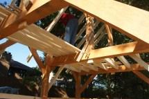 10' X 12' Timber Frame