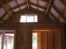 Barn Style Sheds with Loft