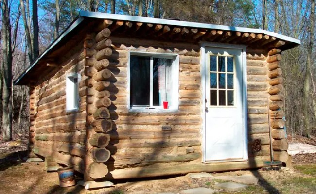 How To Build A Log Cabin From Scratch