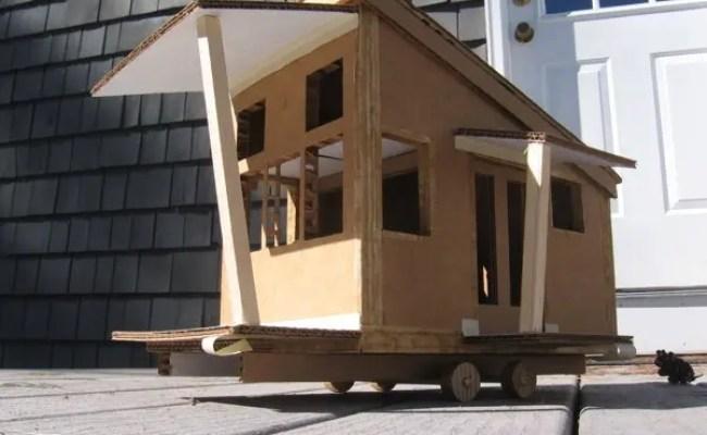 Mark S Tiny House Project