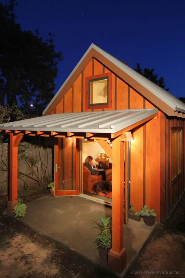 Berkeley Backyard Cottage Open House