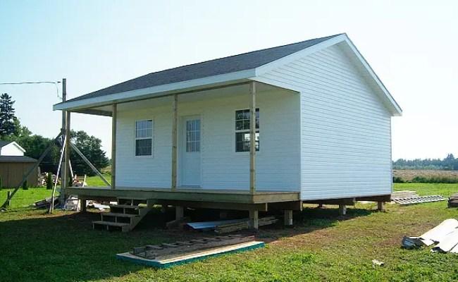 Small House On Prince Edward Island