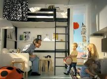 Ikea and Small Space Solutions