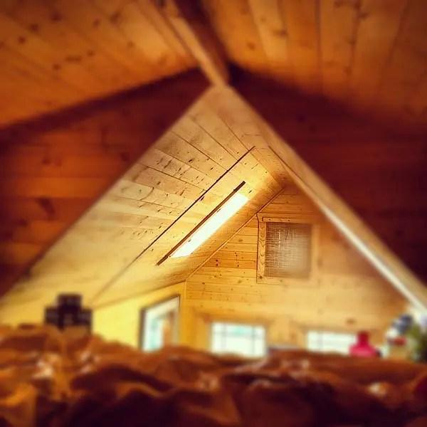 loft morning light