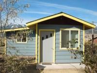 Backyard Guesthouse Redesign