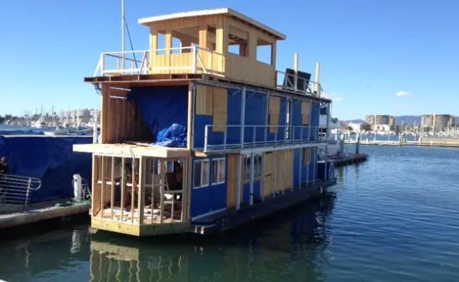 Misty Tosh S Houseboat Tiny House Blog
