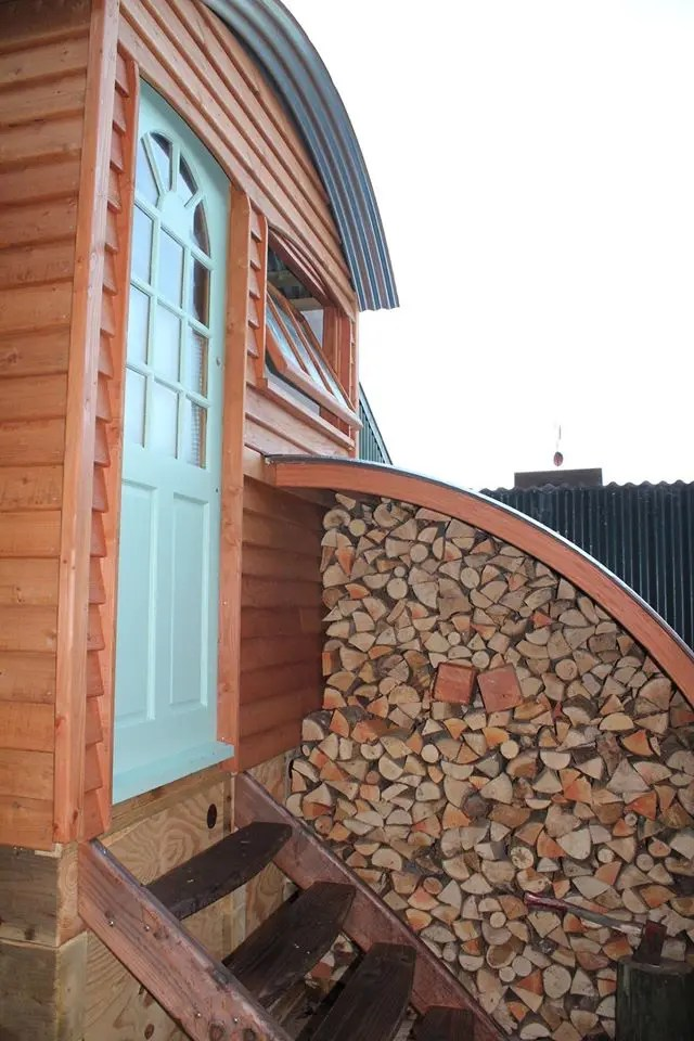 Barrel Top Wagons Living Wagon Tiny House Blog