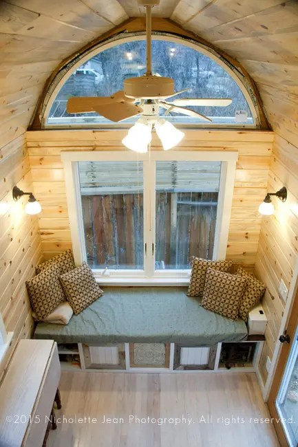 Tiny Craftsman House for Sale in Nevada  Tiny House Blog