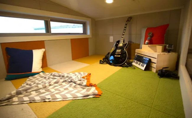 Let The Music Play Tiny House Blog