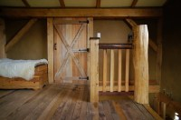 30-strawtron-stairwell-railing-00 - Tiny House Blog