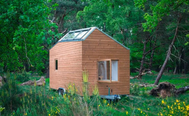 Self Sufficient Cottage In The Netherlands Tiny House Blog