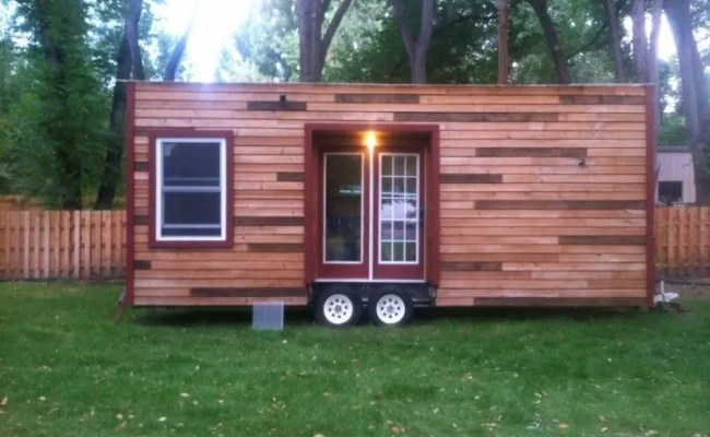 My Tiny House Is My First Step Into Entrepreneurship