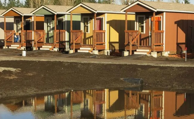 Building A Tiny House Community Anaïd Productions Wants