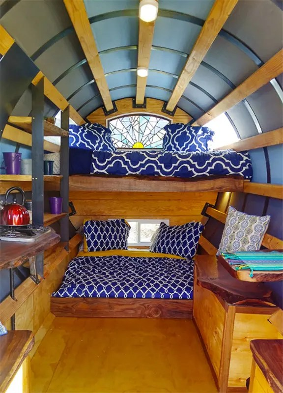 Gypsy Getaway Wagons  Tiny House Blog