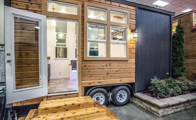Tiny House Village And Tiny House Giveaway Tiny House Blog