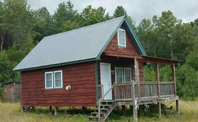 Off Grid Cottage In Vermont Tiny House Blog