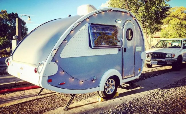 Happy Camper Wives Live Full Time In A T B Camper Tiny