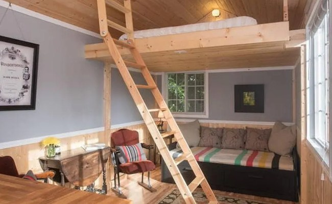 Carriage Houses Nw Builds Both Custom And Homeless Tiny