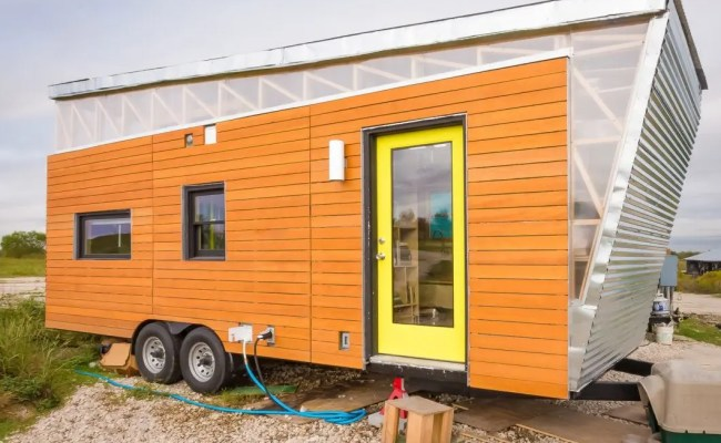 Kinetohaus Plans And Texas Airbnb Rental Tiny House Blog