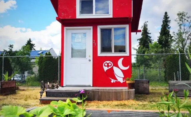 A New Tiny House Community For Low Income Tiny House Blog