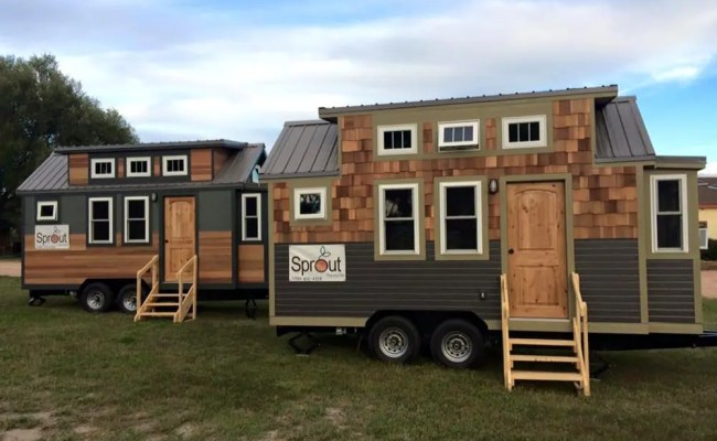 Sip Built Sprout Tiny Homes And Communities Tiny House Blog