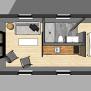 Tiny Contemporary Cabins Available At Ny S Farm Sanctuary