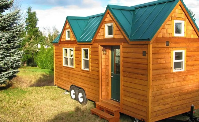 Seattle Tiny Homes Small For All Diy Plans Tiny House Blog