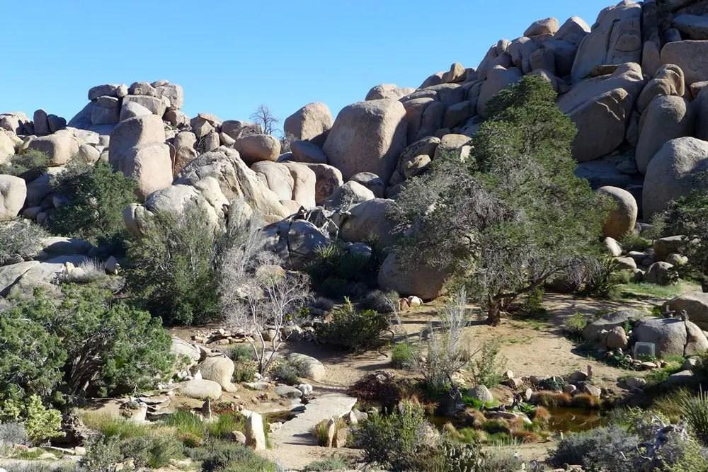 Garths Boulder Gardens and Tiny Tipi  Tiny House Blog