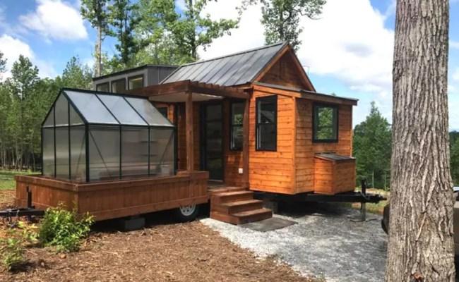 Lake Walk New Tiny House Community Near Greenville Sc