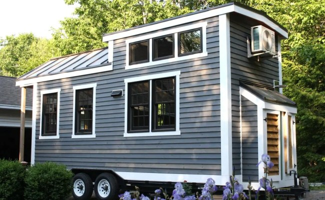 Tiny Homes Of Maine And The State S New Irc Codes Tiny