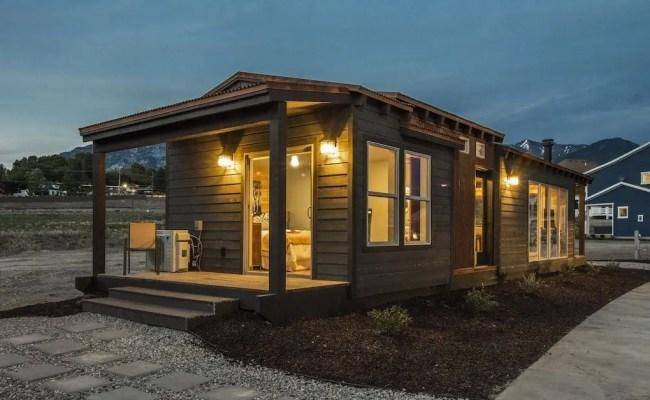 Utah Homebuilder Introduces Luxury Tiny Cabins As
