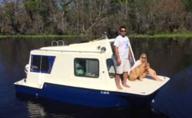 About Us Tiny Houseboat Adventures