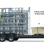 Steel Frame Trailer Kits Tiny House Chattanooga