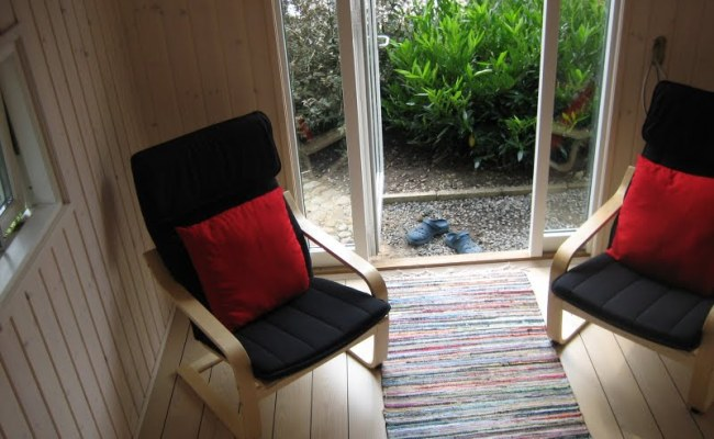 Tool Shed Transformed Tinyhousedesign