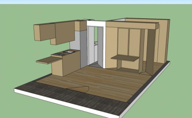 14 X 20 Interior Space Ideas Tinyhousedesign