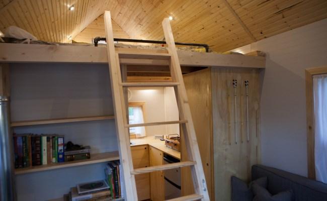 Jamison S Tiny House Tinyhousedesign