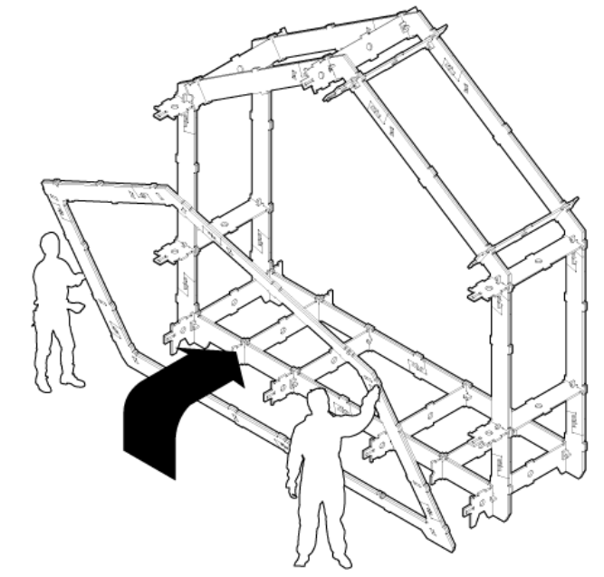 Revolution and the WikiHouse Construction Set