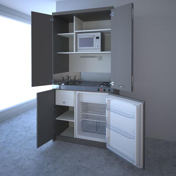 Avanti Compact Kitchens