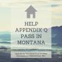 Tiny House Activism Help Get Appendix Q Passed In Montana