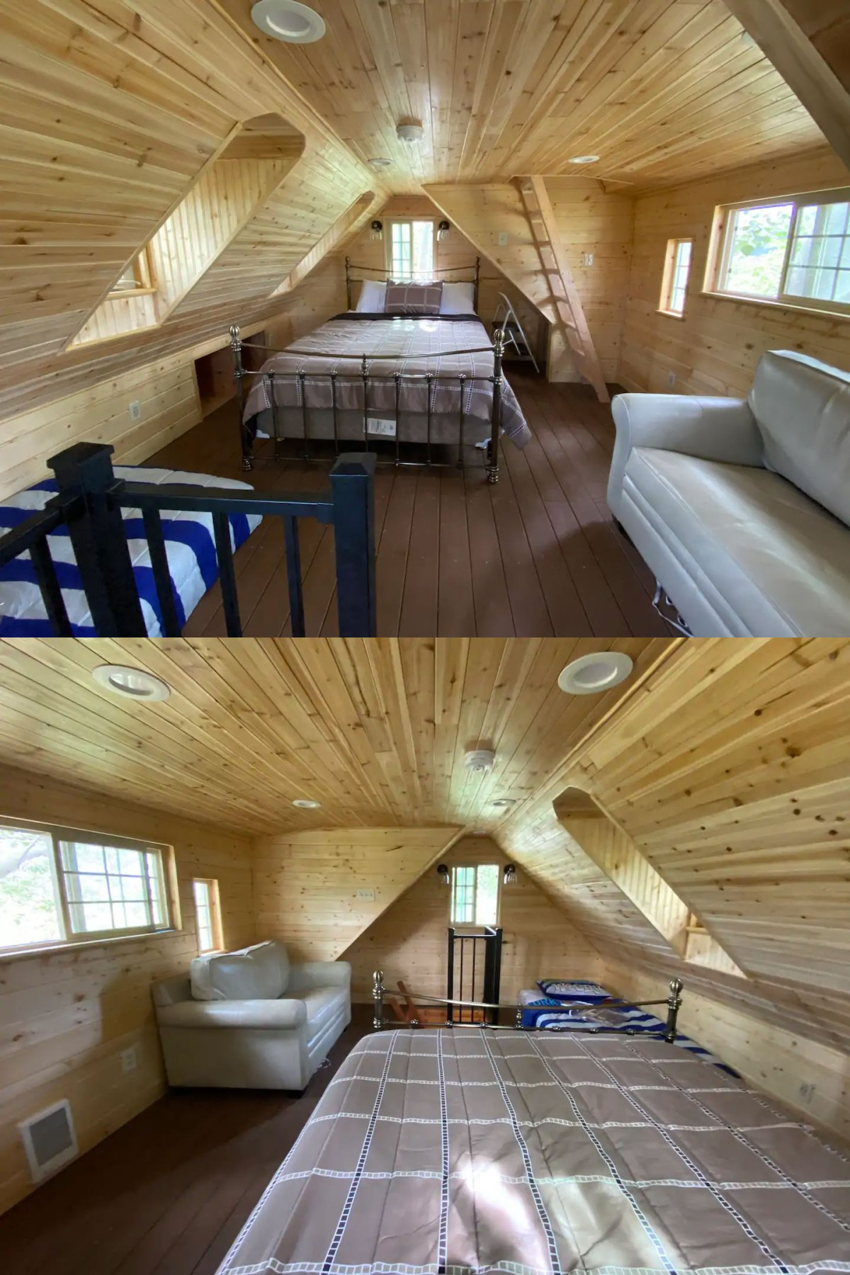 tiny home bed solutions