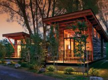 5 Tiny Rustic Cabins We Could Call Home