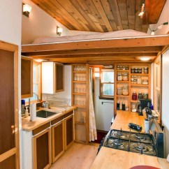 Tiny House Kitchens Sink Ikea Kitchen 12 Designs We Love Rustic